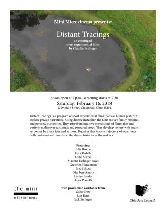 distant tracings_esslinger